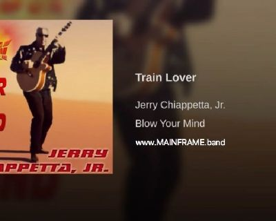 TRAIN LOVER Track#4 - BLOW YOUR MIND Album - Free Preview