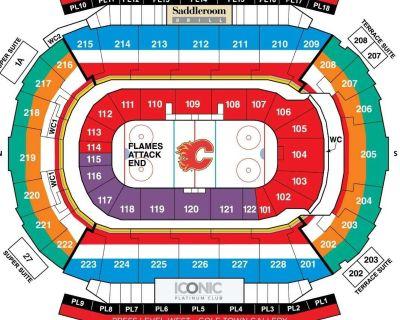 Calgary Flames Pre-Season Games