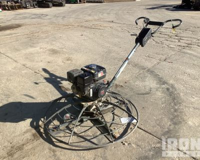 2012 (unverified) Wacker CT48 Power Trowel