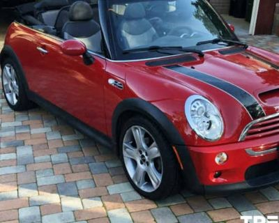2008 MINI Cooper Cooper S