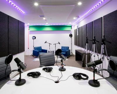 Podcast Video Room, North hollywood, CA