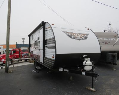 2022 Forest River Wildwood FSX Midwest 178BHSK