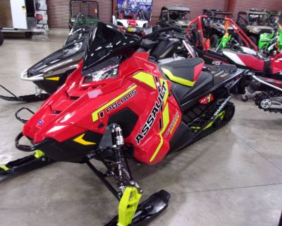 2021 Polaris 850 Switchback Assault 144 Factory Choice Snowmobile -Trail Belvidere, IL