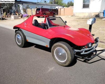 Concept 1 Dune Buggy