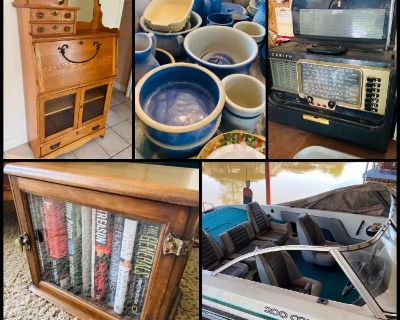 ~Incredible *Online Only* Lake Granbury Estate Auction! More info coming soon!