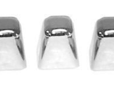 69-70 Mustang Heater Control Knob Set, New