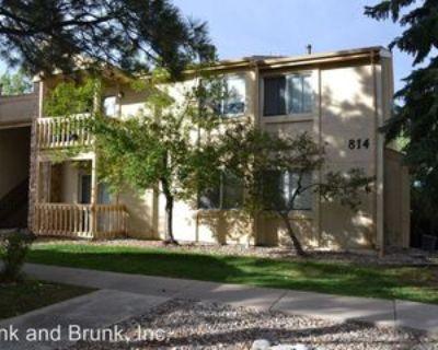 814 Tenderfoot Hill Rd #104, Colorado Springs, CO 80906 2 Bedroom House
