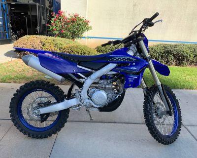 2021 Yamaha WR450F Motorcycle Off Road EL Cajon, CA