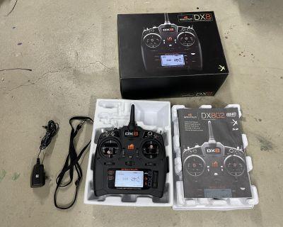 DX8 gen 2 radio