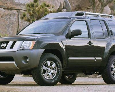 2005 Nissan Xterra Off Road