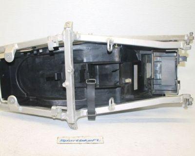 01-03 Suzuki Gsxr 600 Gsx-r 750 Oem Back Rail Rear Sub Frame Battery Tray Undert