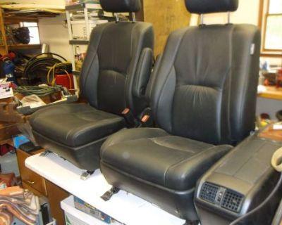Acura Mdx Leather Bucket Seats
