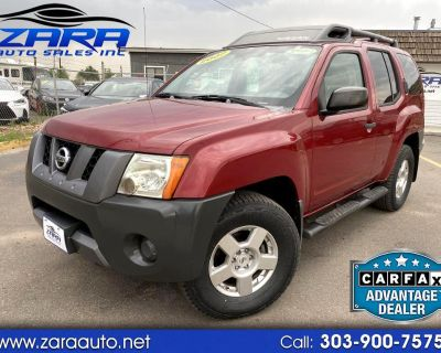 Used 2007 Nissan Xterra 4WD 4dr Manual S