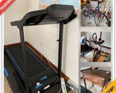 Burlington Moving Online Auction - McCarthy Drive
