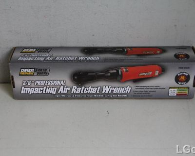 New Earthquake 3/8 Professional Air Impact Ratchet Wrench 68426