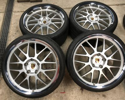 FS: MINT / 20 inch / FORGED Champion RG5 Wheels / Michelin SUPER Sport / TPMS