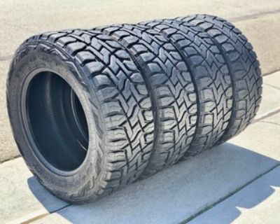 35x12.5x20 Toyo Open Country R/T
