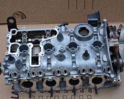 10-2015 Audi Engine Cylinder Head Avs A4 A5 A6 Q5 A3 Vw 2.0l Tfsi Caea Caeb Cdnc