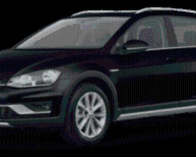 2017 Volkswagen Golf Alltrack S