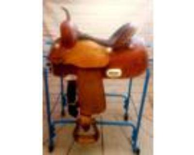 1004HLK Four T Barrel Saddle
