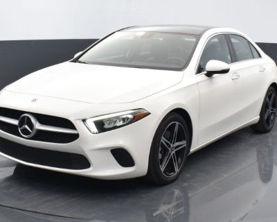 Pre-Owned 2021 Mercedes-Benz A 220 Front Wheel Drive SEDAN - In-Stock