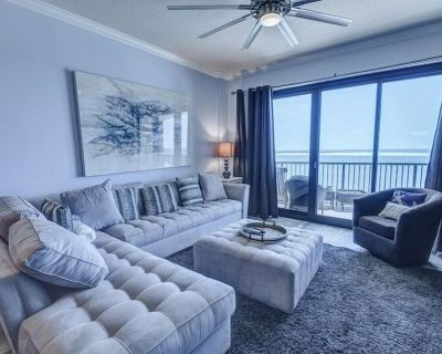 A Beautiful 3BD/3BTH Gulf Front over looking the Pass. Sugar Sands GP304 - Orange Beach
