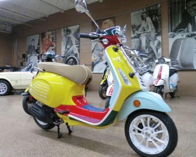 2021 Vespa Primavera 50 Sean Wotherspoon Scooter Downers Grove, IL