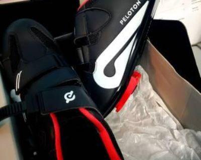 Peloton Cycling Shoes Women's Size 8