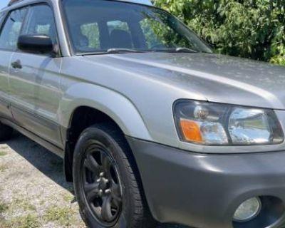 2005 Subaru Forester 2.5X