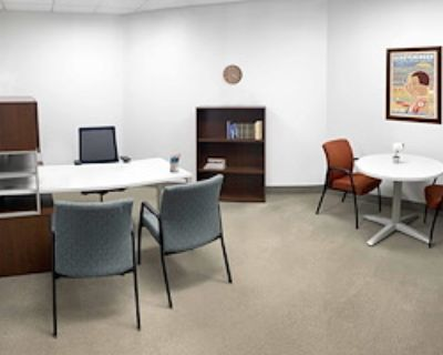 Private Office for 3 at Metro Offices - Chevy Chase