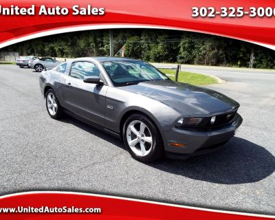 Used 2011 Ford Mustang GT Premium Coupe