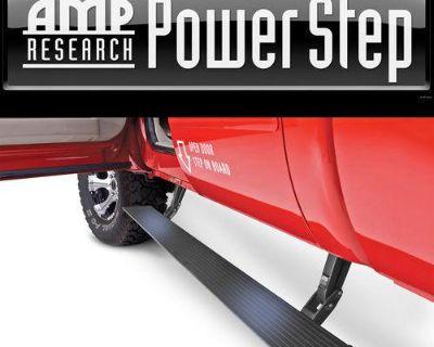 06-09 Dodge Ram 2500 3500 Mega Cab Amp Power Retracting Side Step Running Boards