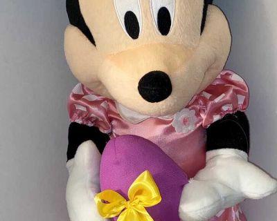 Large Standing Mini Mouse Plush Doll 24