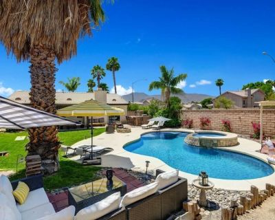 Stylish Desert Residence With Spa, Pool, Fire Pit! - Indio