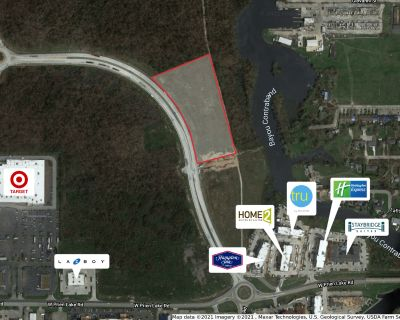 6 Acres in Contraband Pointe | For Sale or Build to Suit