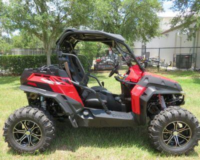 2018 CFMOTO ZForce 800 EX Utility Sport Sanford, FL