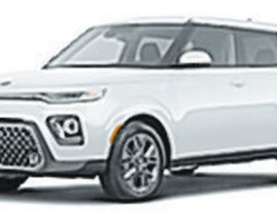 KIA 2020 SOUL EX Hatchback, IVT, Front Wheel Drive, 642 miles, Stock #LI3382A $18,494...