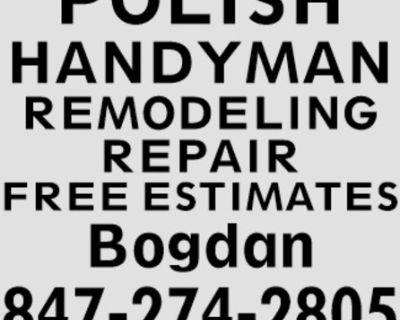 POLISH HANDYMAN REMODELING REP...