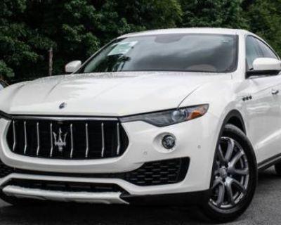 2018 Maserati Levante Standard