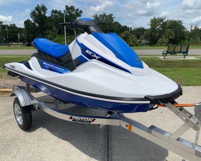 2021 Yamaha EX PWC 3 Seater Orlando, FL