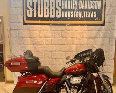2018 Harley-Davidson LIMITED LOW Bagger Houston, TX