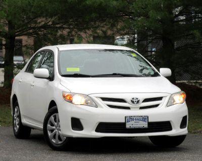 Used 2011 Toyota Corolla 4dr Sdn Auto LE (Natl)