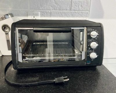 Four grille-pain BLACK & DECKER Toaster oven