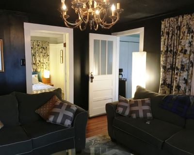 Coming to Tryon? Private Suite @ Happy Home Farm - Landrum