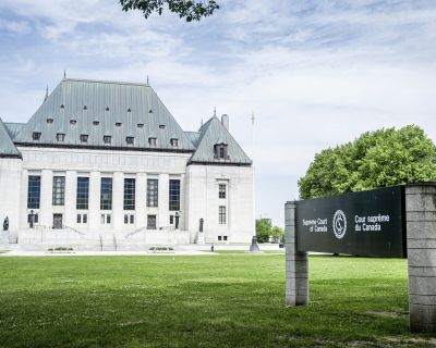 Free Remote Tours of the Supreme Court of Canada