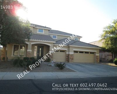 Great spacious home with room for all.