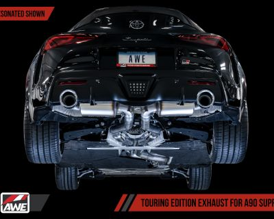 Presenting the AWE Exhaust Suite for the A90 Supra. Available now.