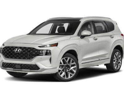 New 2022 Hyundai Santa Fe Limited FWD Sport Utility