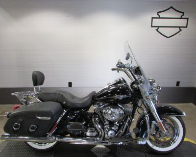 Pre-Owned 2013 Harley-Davidson Road King Classic Touring FLHRC