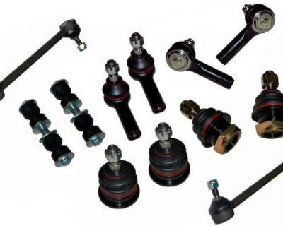 For Nissan Xterra Upper, Lower Ball Joint Linkages Rods Steering New Kit